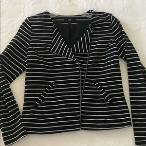 MOSSIMO Stripped Blazer